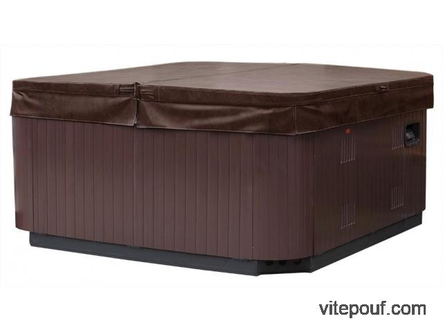 Couvert de spa à prix réduit!