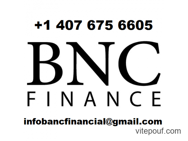 Contactez le service financier BNC BANK