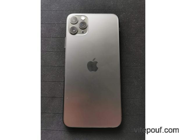 URGENT iPHONE 11 PRO MAX 64Go