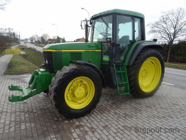 A Publier gratuitement Tracteur John Deere 6910