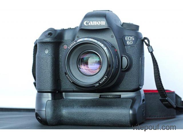 Canon EOS 6D y compris objectif .