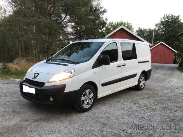 Peugeot Expert EXPERT 2.0-163 D 2011