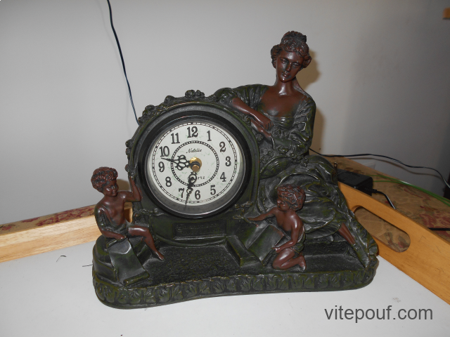 Horloge Natelia Quartz