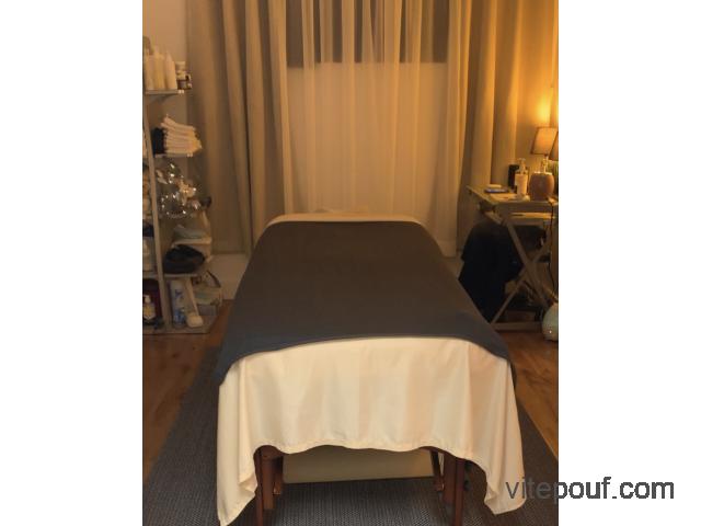 Massage de Détente-Relaxation et Bien-être