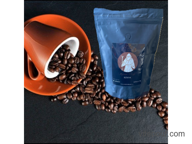 Café gourmet et des accessories en nouveauté