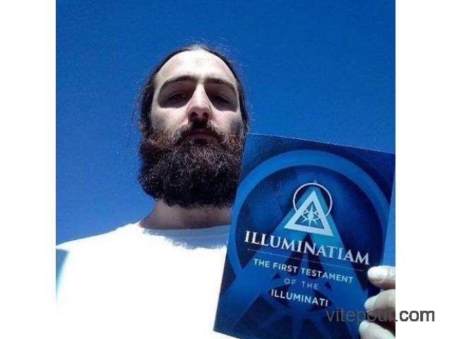 illuminati , comment devenir membre ?Contactez:  officiel.com.be@gmail.com