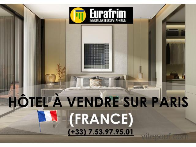 Hôtel à Paris France