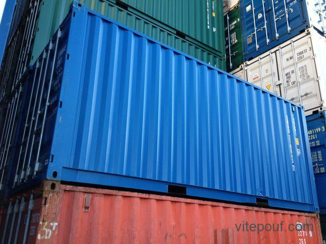 Container Maritime à vendre