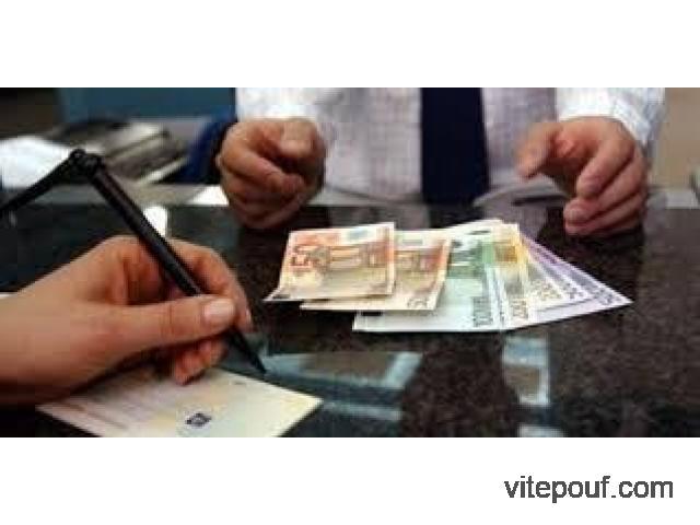 Proposition d'affaires (crédit) /investissement