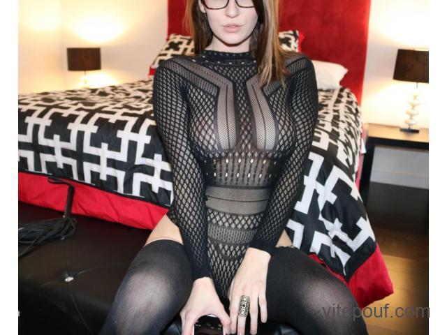 Je suis Sabrina , sexy passionnée et la meilleure amante