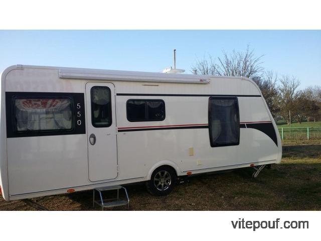 À vendre Caravane La Mancelle Excellence 550 SA 2015