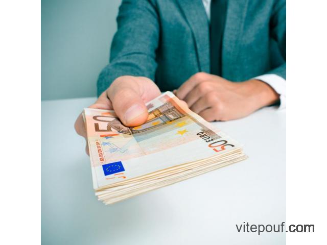 Offre de Prêt d'argent à toute personne capable pouvant rembourser Info :lorentlmb12@gmail.com