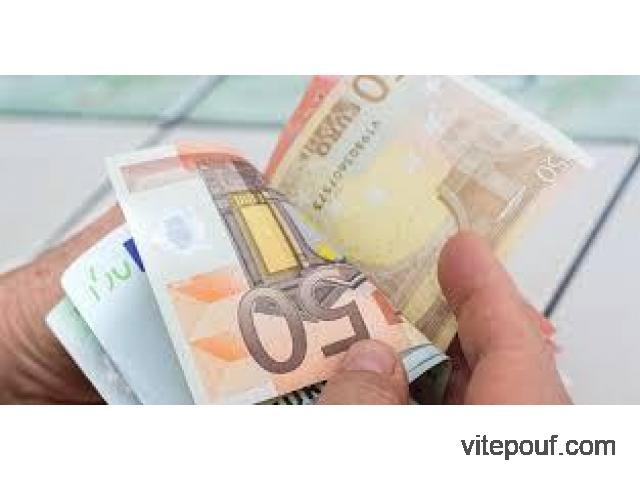 Offre de prêt rapide de fiable pour vos besoin