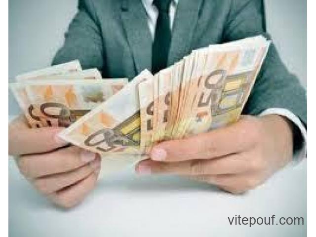 oferta de prêt en 24 H gratuit sans paiement a l'avance