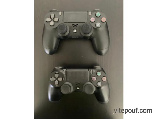 Sony PlayStation 4 500 Go Noir