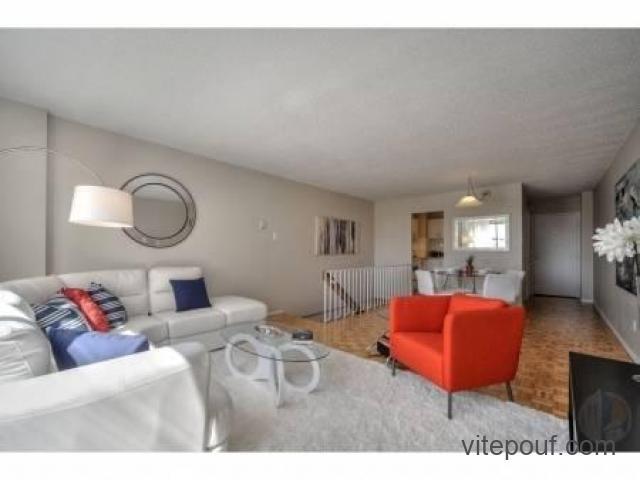 Appartement 4 1/2 A Louer