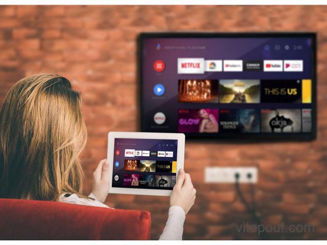 IPTV : Smart Tv / Android Box / Mag / Chromecast/Formuler z/Firestick ...