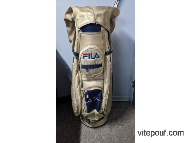 Sac de golf Fila