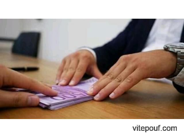 Loan offer between individuals
