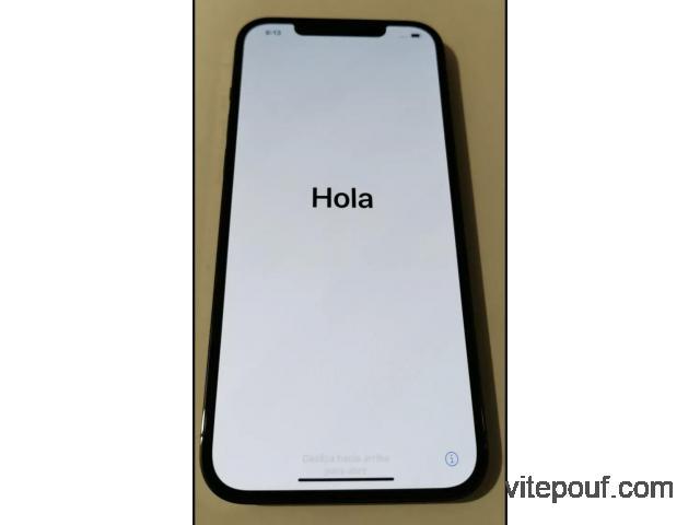 Apple iPhone 12 Pro Max - 512GB - Graphite