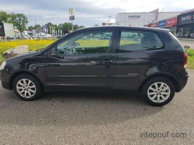 Volkswagen Polo 1.2 Black/Silver Edition