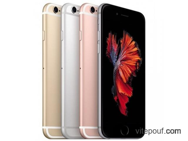 Apple IPhone 6S 4G Sim Free Unlocked Phone (64GB)